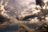 Licht, Sonne, Himmel, Wolken