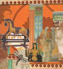 Fantasie, Salamanca, Möglichkeit, Dekoration