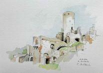 Ruine, Burg, Niederösterreich, Raabstal