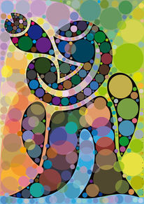 Farben, 2009, Figurativ, Vektorgrafik