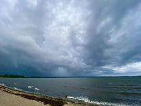 Himmel, Ostsee, Wind, Wolken
