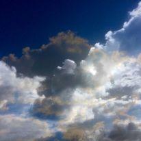 Wolken, Himmel, Thor, Hammer