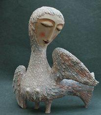 Skulptur, Bronze, Keramik, Ton