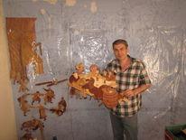 Naturholz, Intarsienbilder, Alles holz, Pinnwand