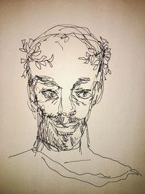 Skizze, Figural, Menschen, Zeichnungen