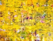 Malerei, Amerika, Abstrakt