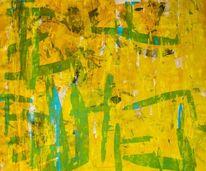 Abstrakt, Musik, Malerei, 2014