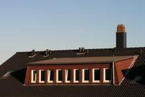 Dachfenster, Dauerlüften, Geheimnis, Fotografie