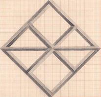 Escher, Zeichnungen