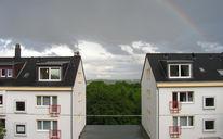 Wetterscheide, Regenbogen, Fotografie