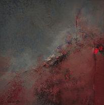 Oijen, Bart, Malerei, Abstrakt