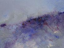 Acrylmalerei, Nass, Gemälde, Malerei