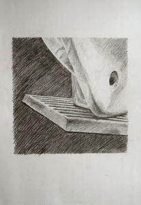 Schrott, Zeichnungen, Stillleben
