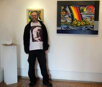 Pinnwand, Ende, Ausstellung