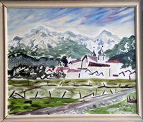 Malerei, Kloster