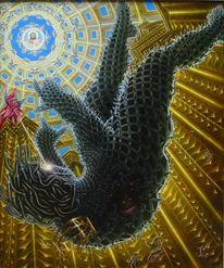 Modern art, Kunstbiennale, Glaube und kirche, Erzengel