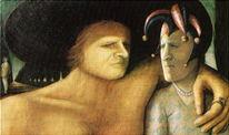 Magische kunst, Wiedervereinigung, Phantastischer realismus, Allgemeines künstlerlexikon