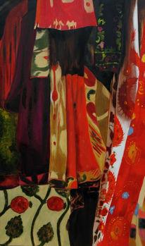 Malerei, Reflektionen