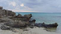Felsen, Meer, Formentera, Fotografie