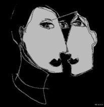 Symbol, Blick, Lyrik, Seidener faden