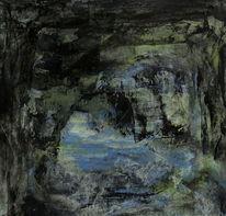 Felsen, Unterirdisch, Höhle, Malerei