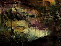 Höhle, Felsen, Fantasie, Malerei