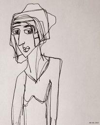 Zeichnungen, Schwer, Wild, Beruf