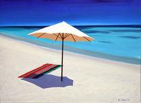Meer, Sand, Strand, Küste