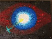 Vogel, Uruk, Rot schwarz, Universum