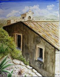 Kloster, Mallorca, Gebäude, Landschaft