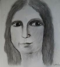 Mona lisa, Zeichnungen