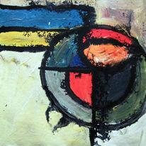 Malerei, Abstrakt, Sehnsucht