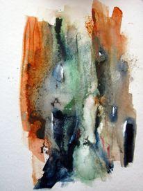 Malerei, Venedig, Gasse