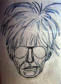 Andy warhol, Zeichnungen