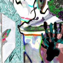 Holismus, Digital, Digitale kunst,
