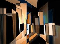 Abstrakt, Dichte, Surreal, Digital