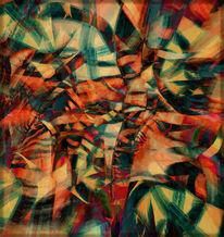 Digital, Abstrakt, Digitale kunst