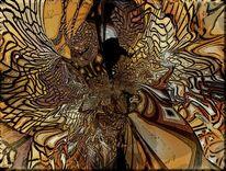 Digital, Abstrakt, Digitale kunst