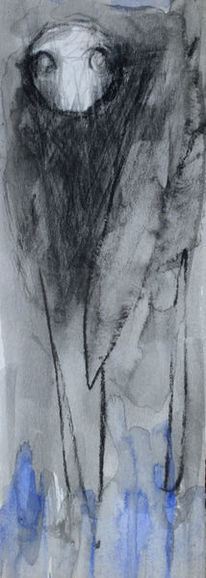 Psyche, Surreal, Malerei,