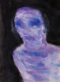 Nonsens, Traum, Nacht, Malerei
