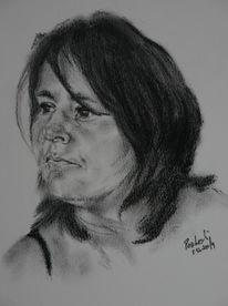 Zeichnung, Viktringer kreis, Menschen, Gesicht
