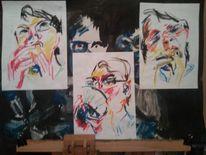 Malerei, Ausdruck
