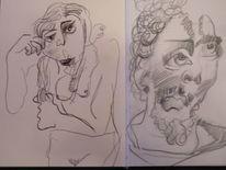 Schön, Zeit, Zeichnungen