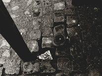 Fotografie, Schwarzweiß, Spuren, Analog