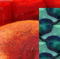 Fusingglas, Design, Glas, Fusing