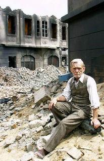 Ruine, Verlassen, Zerbomt, Fotografie