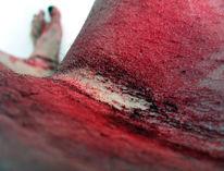 Fuß, Fleisch, Akt, Blut