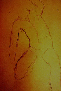 Akt, Anatomie, Proportion, Haltung