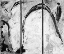 Malerei, Monochrom