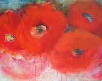Malerei, Rot,